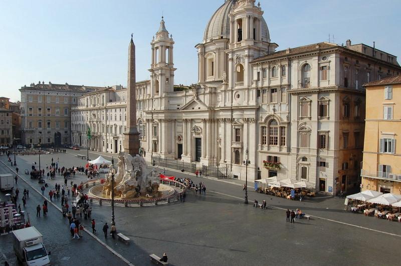 Bernini Luxury Panoramic Apartment - Image 1 - Rome - rentals