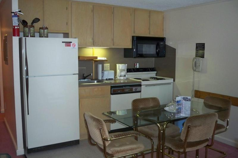 1 Bedroom Condo Ski in/out .At Snowshoe Mtn. Lodge - Image 1 - Snowshoe - rentals