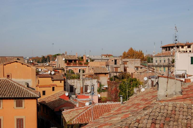 Trastevere Terrace Wide Apartment - Image 1 - Rome - rentals