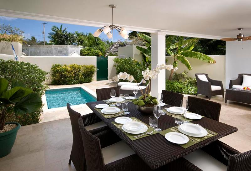 Pandora at Mullins Bay 10, Barbados - Walk To Beach, Pool - Image 1 - Mullins - rentals