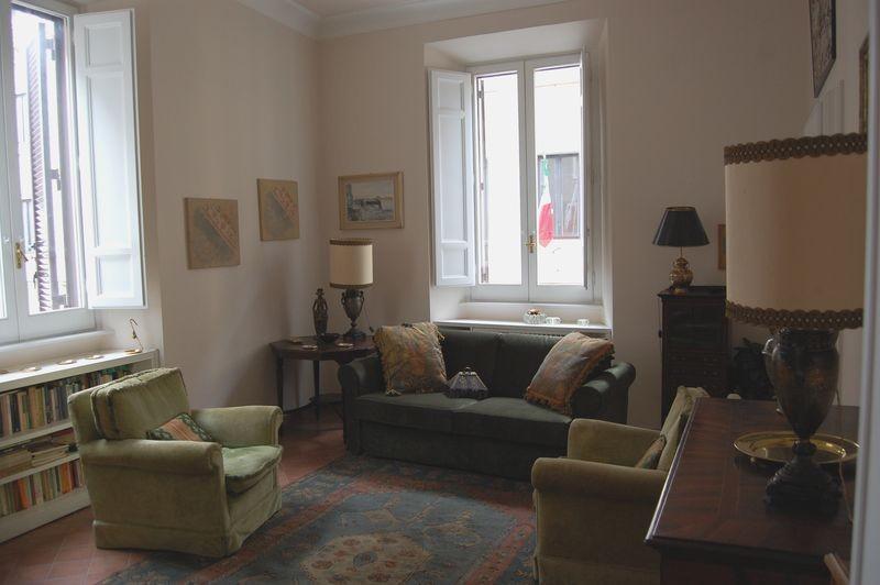Ripetta Elegant Apartment - Image 1 - Rome - rentals