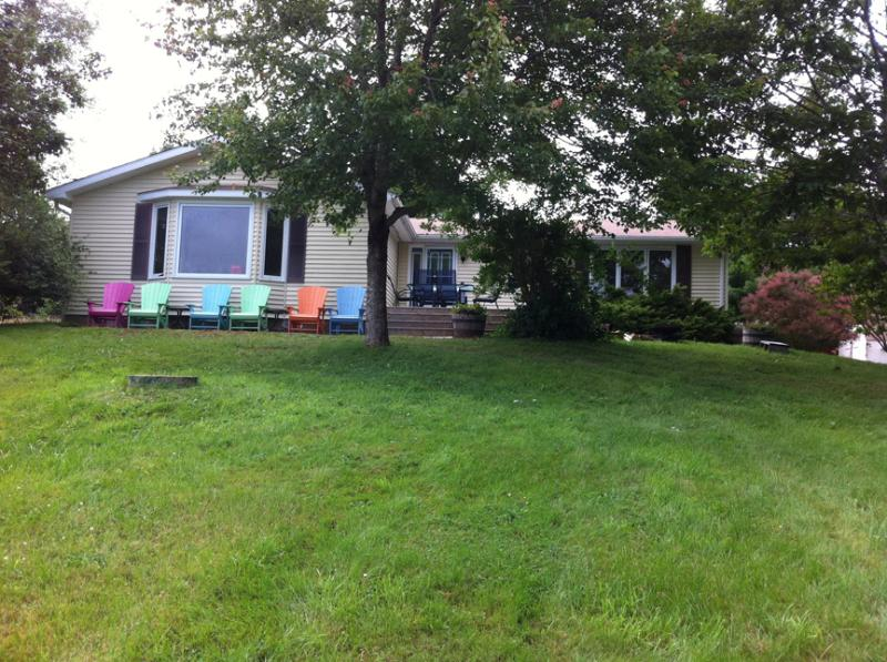 Rise Again Cottage - Oceanfront near Lunenburg NS - Image 1 - Lunenburg - rentals