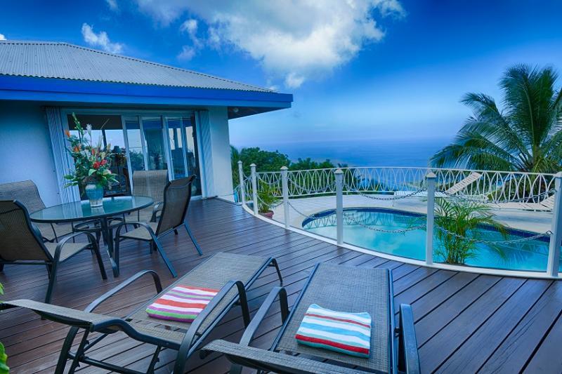 Pool - Diamond Crest Villa - Guana Island - rentals