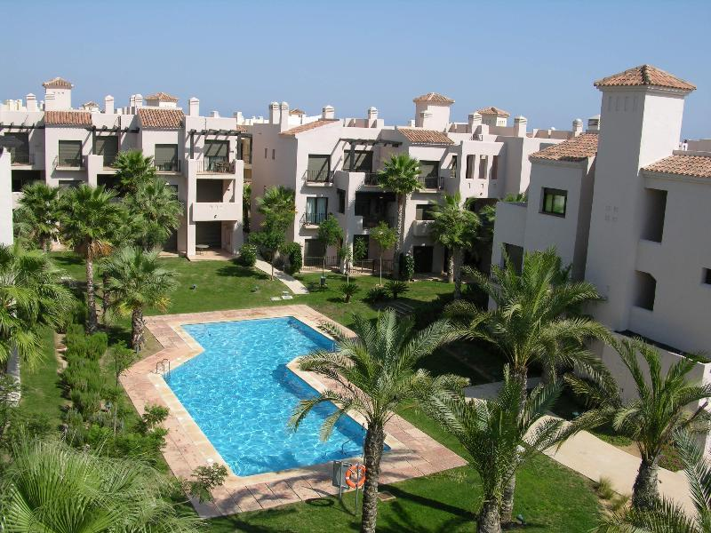 Penthouse Apartment - Private Roof Terrace - WiFi Internet Access - Communal Pool - 9707 - Image 1 - San Javier - rentals