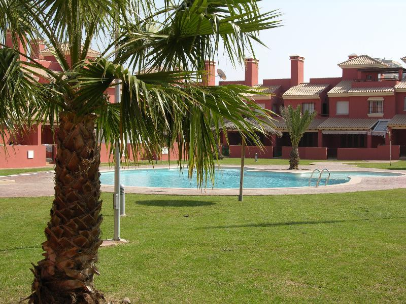 Townhouse - Poolside Location - WiFi Internet Access - Free Parking - Image 1 - Mar de Cristal - rentals