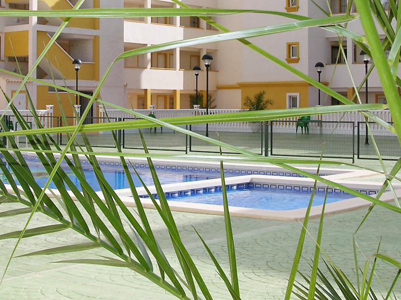 Balcony - Communal Pool - Free WiFi - Satellite TV - 2706 - Image 1 - Mar de Cristal - rentals