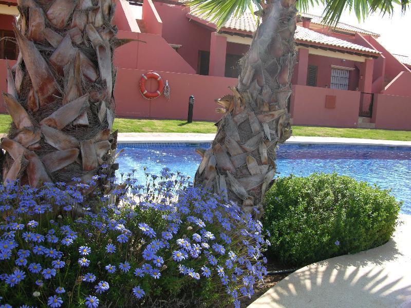 Bungalow = Patio - Pool - Roof Terrace - WiFi Access - 6807 - Image 1 - Mar de Cristal - rentals