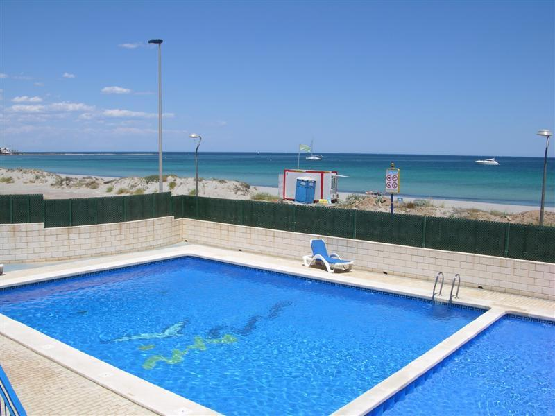 Front line - Pool - Sea View - Padel Court - 3807 - Image 1 - La Manga del Mar Menor - rentals