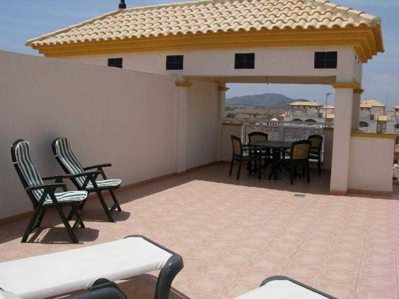 Penthouse - Sea Views - Roof Terrace - Communal Pool - WiFi Access - 5107 - Image 1 - Mar de Cristal - rentals