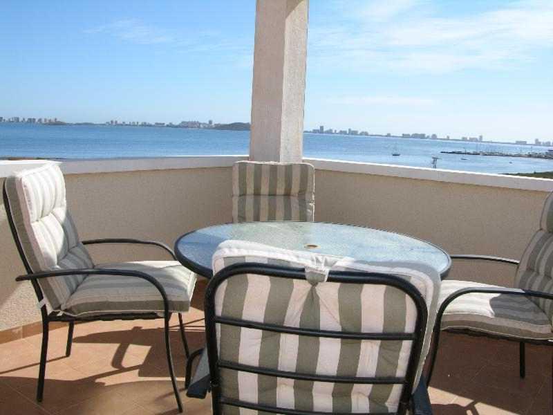 Penthouse - 360 Views - Communal Pool - Free Parking - Front line - 5607 - Image 1 - Los Nietos - rentals