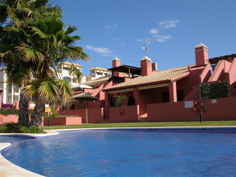 Bungalow - Free WiFi - Communal Pool - Roof Terrace - 3208 - Image 1 - Mar de Cristal - rentals