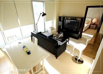 360-Gorgeous 1 Bedroom Near Dubai Mall - Image 1 - Dubai - rentals