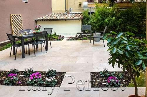 Perfect Chic Rome Apartment with Garden -Tramonte - Image 1 - Rome - rentals