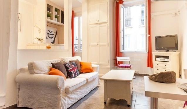 Beaches, Shops, Restaurants are Steps Away - Lovely 1 Bedroom Cannes Apartment - Image 1 - Cannes - rentals