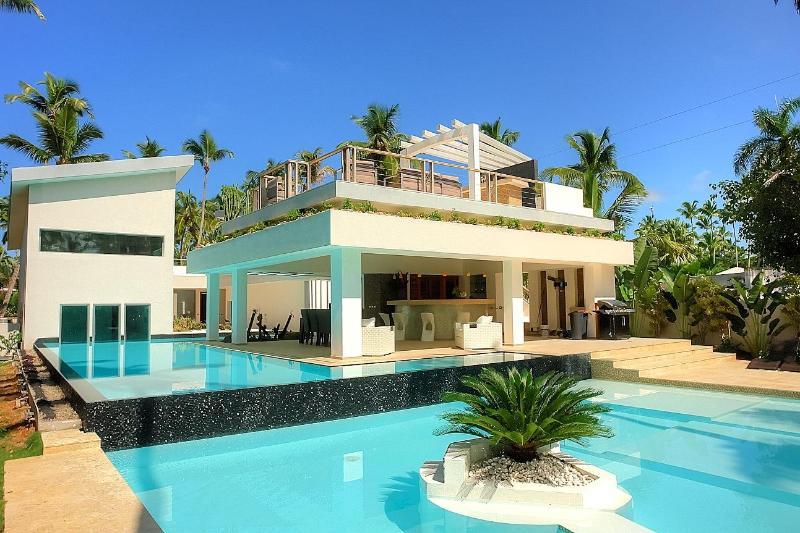 VILLA SOFIA - Outstanding design villa - Underwater bedroom !!! - Image 1 - Las Terrenas - rentals