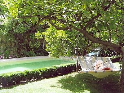 great pool - Casa DOS HERMANAS renovated mill for 8 persons - Melejis - rentals