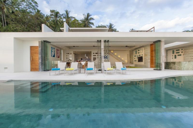 Lime Samui Villa 2 - Image 1 - Nathon - rentals