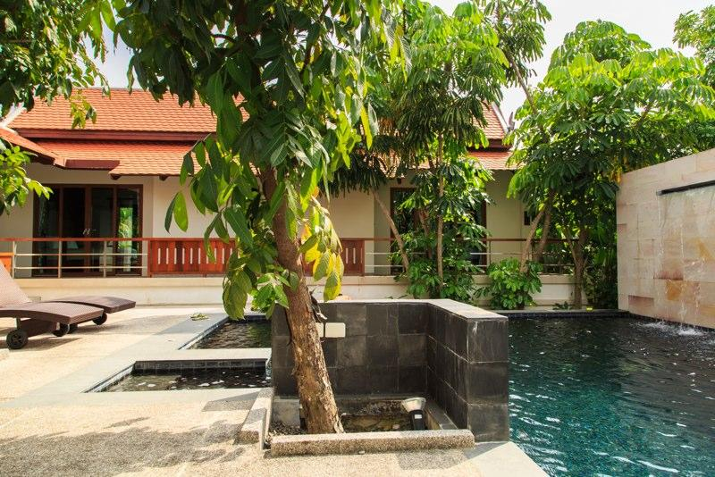 Beautiful Villa & Pool - VILLA JASMINE- A FAMILY 3 BEDROOM POOL VILLA - Nai Harn - rentals