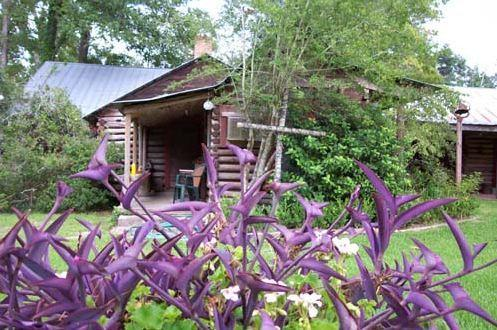 Ethridge Farm Log Cabin Bed and Breakfast - Image 1 - Kountze - rentals