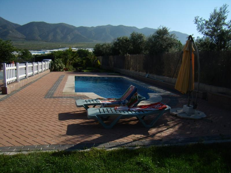 big private pool and garden - CASA JERONIMO a real cortijo in the Spanish back yard. - Durcal - rentals