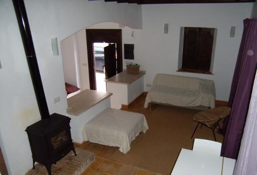 siting area - CASA ROMANTICA fantastic place for a wedding night - Albunuelas - rentals