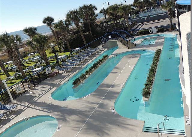 Beautiful Views @ Boardwalk Oceanfront Towers-Myrtle Beach SC #DC1 - Image 1 - Myrtle Beach - rentals