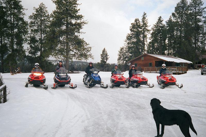 MeadowView, Snowmobile & Cross Country Ski Cabin - Image 1 - Seeley Lake - rentals