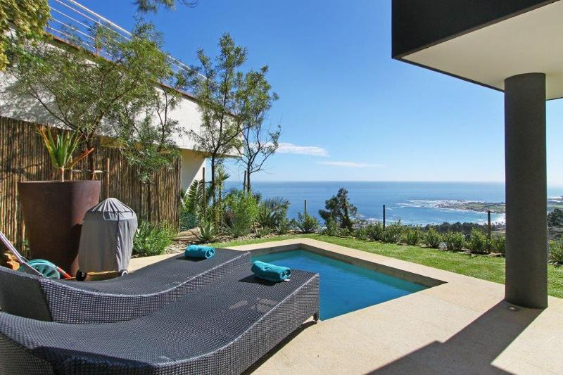 Camps Bay 3 BR, 5 Star Apt CB 095 + Private Pool ! - Image 1 - Camps Bay - rentals