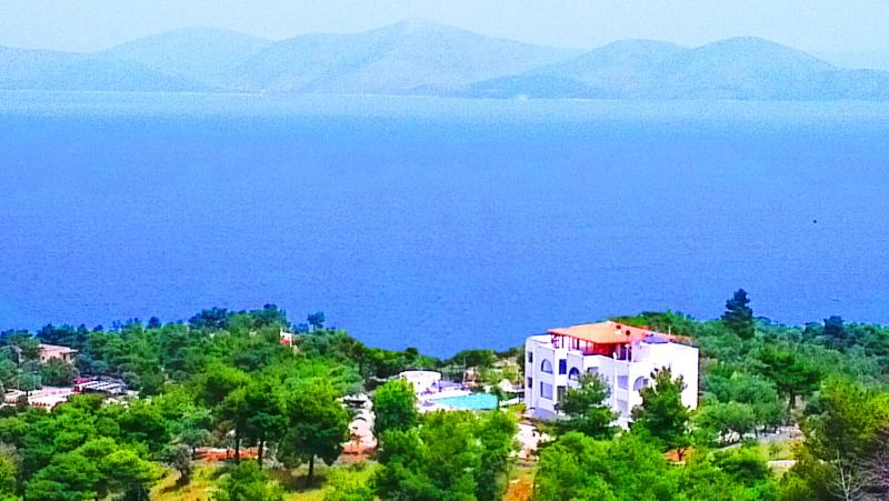 Villa Agnanti-12 bedrooms holiday Villa in Greece - Image 1 - Marathon - rentals