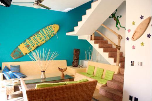MATILDA Amazing house SURF style!! 2BR 2 BA pool - Image 1 - Sayulita - rentals