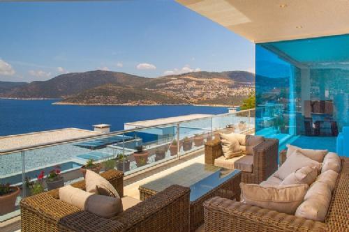 Defne Villa - Image 1 - Kalkan - rentals