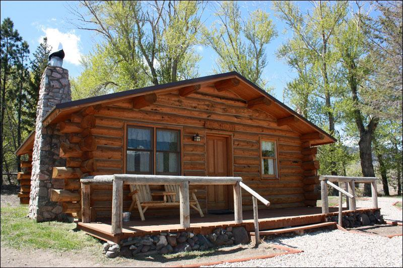 Scenic Guest Ranch with Cozy Cabin - Image 1 - Cody - rentals