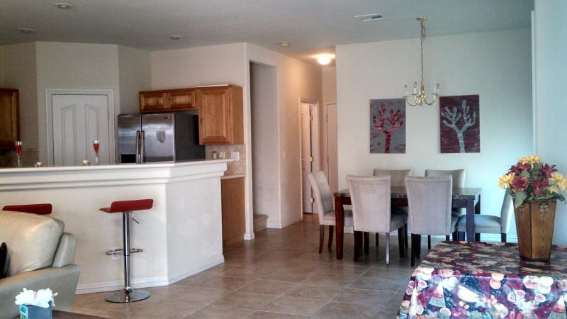 ** Las Vegas** - 3-Bedroom FURNISHED Townhouse - Image 1 - Las Vegas - rentals