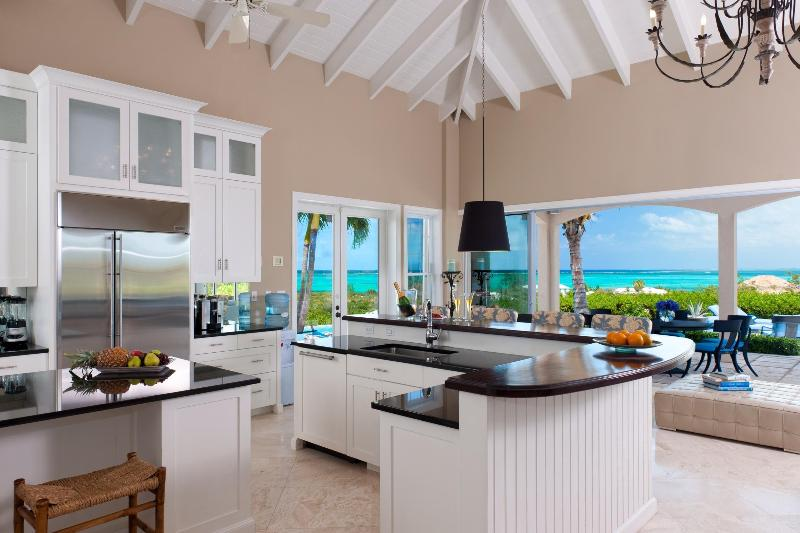 Kitchen - Seabreeze Villa,    Great offers from the owner - Providenciales - rentals