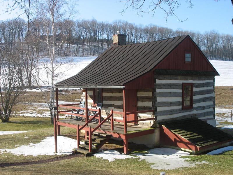 Gruber Homestead Settler's Cabin - Gruber Homestead Settler's Cabin - Robesonia - rentals