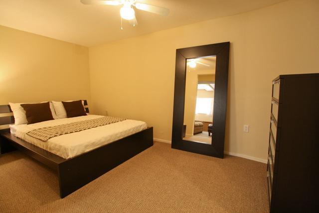 Bedroom - Bernal Heights Mission Studio - San Francisco - rentals