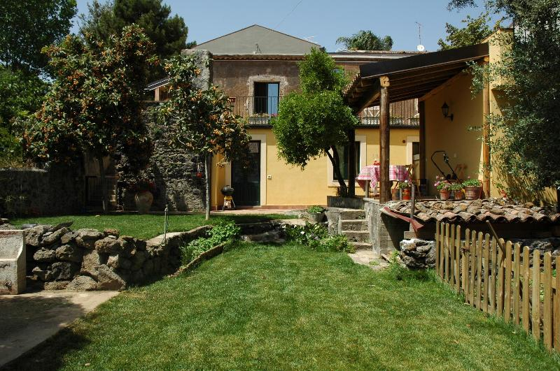 il pozzo e l'ulivo - a slow living style - - Image 1 - Catania - rentals