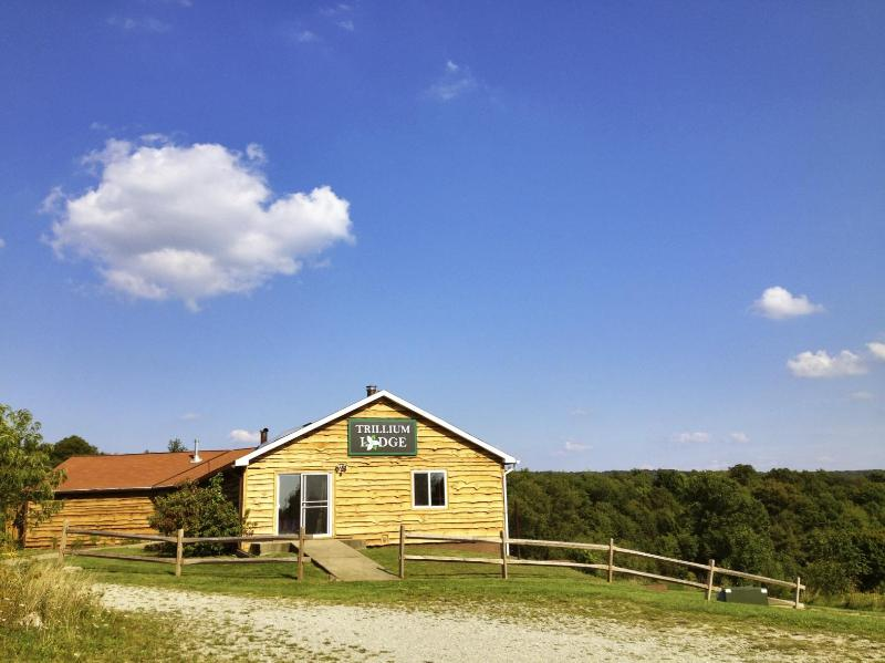 Best lodge for a family reunion in Ohiopyle! - Image 1 - Mill Run - rentals