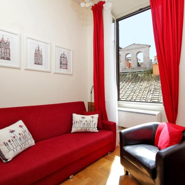 CR328c - Casa Rossa - Image 1 - Rome - rentals
