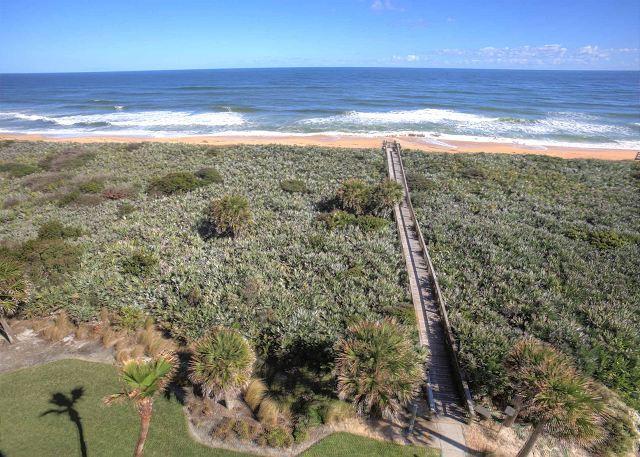 5th-Floor Direct Oceanfront Corner Condo at Cinnamon Beach! - Image 1 - Palm Coast - rentals