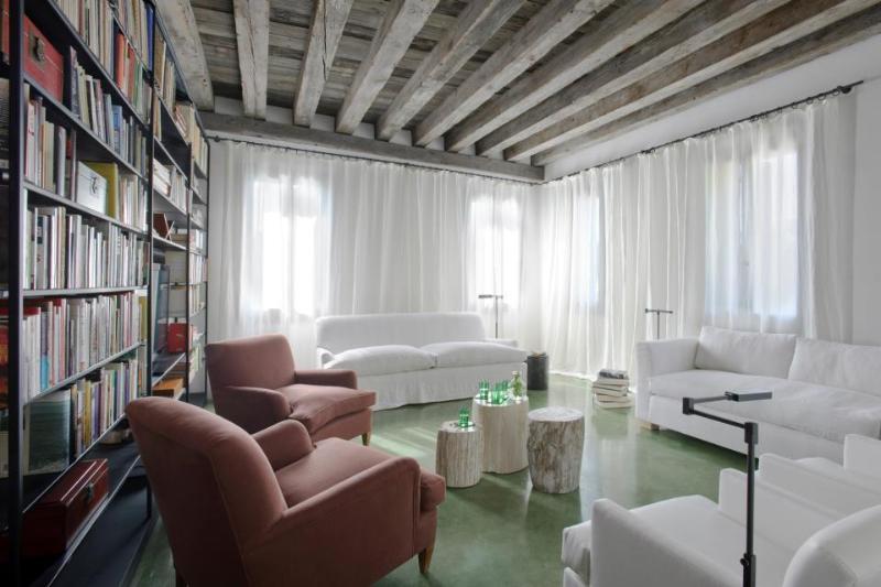 Living Room - Palazzo Veneziano - The Venetian Palazzo - Venice - rentals