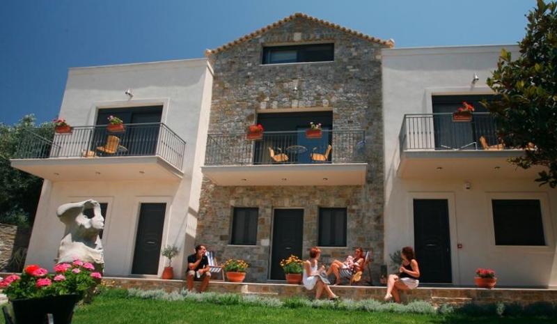 Mylos Apartments, Gialova, Pylos - Image 1 - Pylos - rentals