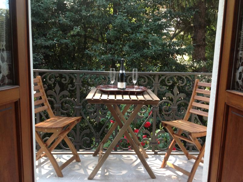 The balcony - Quiet Rental in Lucca with Wifi and Air Conditioning - Lucca - rentals