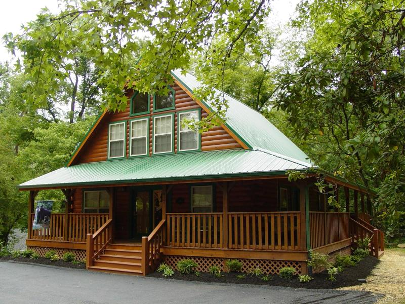 Nature's Retreat - Nature's Retreat, downtown, w/in walking distance - Gatlinburg - rentals
