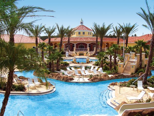 Geothermal (green energy) Lazy River - 4 BR - Lazy River, Pool, Children's Area - Disney - Davenport - rentals