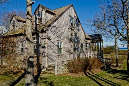 EDGARTOWN LUXURY COTTAGE WITH WATER VIEW - EDG RANG-05 - Image 1 - Edgartown - rentals
