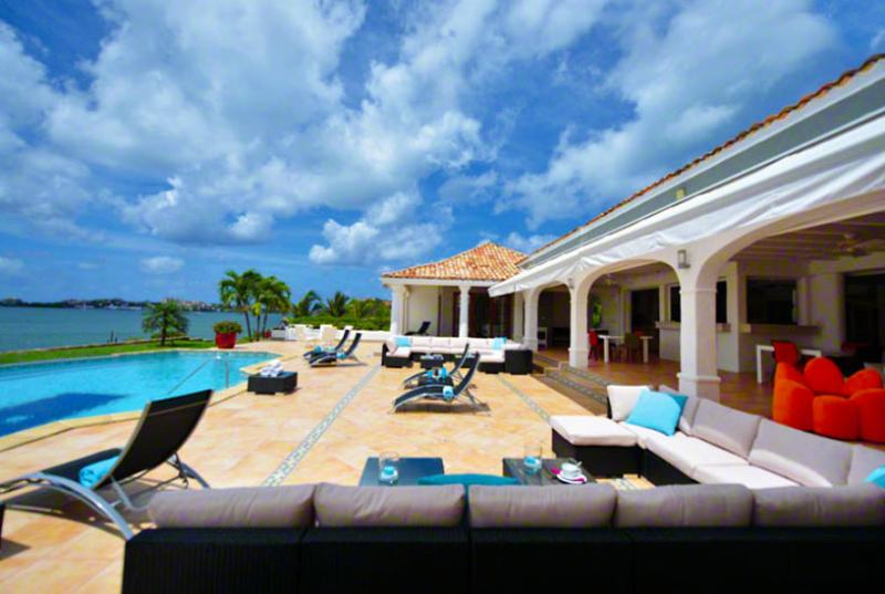 St. Martin Villa 43 Witness A Panoramic Daytime Scenery Giving Way To A Spectacular Nighttime Atmosphere. - Image 1 - Terres Basses - rentals