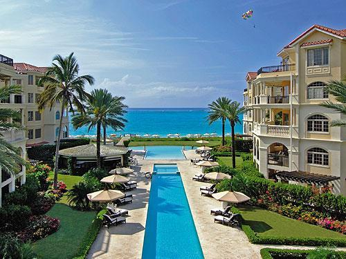 Sommerset Resort- one bedroom with additional loft - Image 1 - Providenciales - rentals