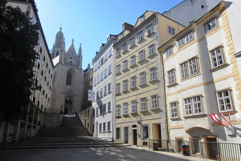 """St.Clemens"" in the first district of Vienna. - Image 1 - Vienna - rentals"