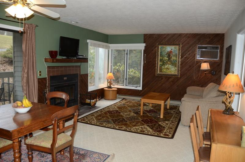 Living Area - Wintergreen -- Beautiful 2BR/2BA - Great Rates - Wintergreen - rentals